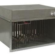 Воздухонагреватель канальный модель КЭВ-60К500х800Е фото