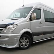 Пассажирские перевозки комфортабельными микроавтобусами Mersedes-Benz Sprinter фото