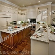 Кухня из массива 50 фото