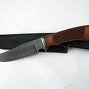 """Нож из дамаска """"Осетр"""" (р.р.) фото"""