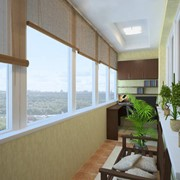 Окна металлопластиковые на балкон, стеклопакеты для балкона фото