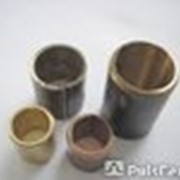 Втулки бронзовые Бр10Ф1 фото