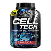 MuscleTech Cell-Tech Performance Series 6lb. Креатиновая смесь 2,7 кг. фото