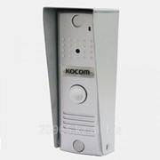 Блок вызова (узкий) KC-MC20 (W) Kocom, модель 2019-15 фото