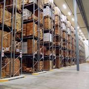 Стеллажи для торговых компаний проект: Нетханделен Норге, Норвегия фото