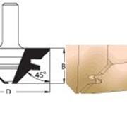 Фреза для прямого и углового соединений FJ4 фото