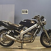 Мотоцикл naked bike Honda BROS 400 пробег 39 645 км фото