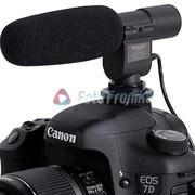Микрофон Professional DC Stereo for DSLR фото