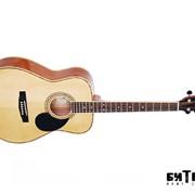Акустическая гитара Cort AF580 (NAT) фото