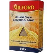 Цукор десертний Milford 500 г тростинний, пісок фото