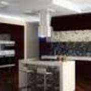 Фасады мебельные на основе МДФ и декоротивного стекла фото