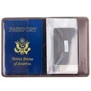 Giorgio Ferretti Обложка д/паспорта и авто 00019-A407 l.coffee GF фото