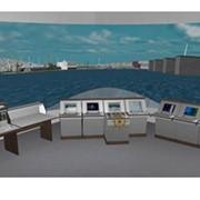 Навигационно-промысловый тренажер фото