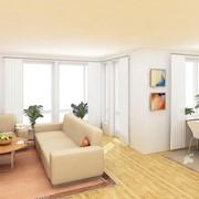 Декорирование, подбор мебели и аксесуаров фото