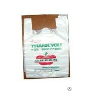 Пакет-майка яблочки Green фото