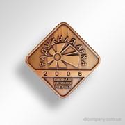 Конкурсная медаль Радужная Арка DIC-0375-3 фото