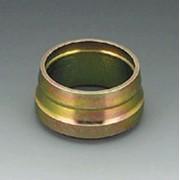 Режущее кольцо SRD, Норма DIN 3861, сталь.Защита поверхности-гальваническое цинкование, хроматирование (желтое) фото