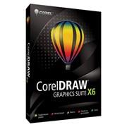 Программа для создания графического дизайна CorelDRAW Graphics Suite X6 фото