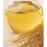 Масло семян кунжута фото