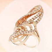 Изготовление ювелирных изделий из золота на заказ от ювелирного производства Шарм фото