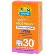 Солнцезащитный крем для лица Sun Energy SPF 30 (30 мл) фото