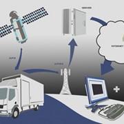 Система GPS-мониторинга автотранспорта с учетом топлива, Львов фото