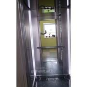 Лифт LuxLift кабина комплектация STANDART LUX фото