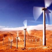 Электрогенераторы ветряные, ВЭС, от 10 кВт и выше фото