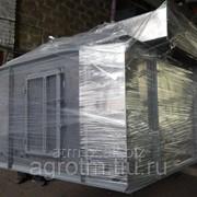 Колонна охлаждения (охладитель) гранул автоматическая ОГА-3Н фото