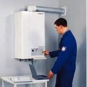 Установка газового оборудования,установка газовых котлов фото