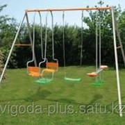 Детский игровой комплекс AX500P6 фото