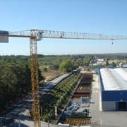 Кран башенный SOIMA фото
