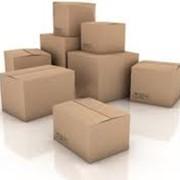 Производство картонной упаковки. Киев. фото