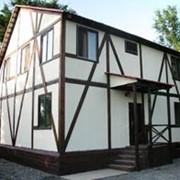Щитовые дома фото