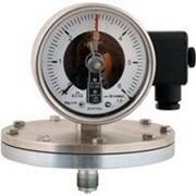 Электроконтактные манометры с магнитомеханическими контактами для малых давлений фото