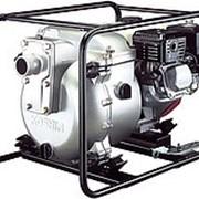Мотопомпа бензиновая для грязной воды KOSHIN KTR-80EX фото