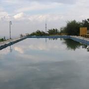 Дом c панорамой (бассейном, баня, пейнтбол) фото