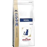 Royal Canin 2кг Renal Feline Сухой корм для взрослых кошек с хронической почечной недостаточностью фото