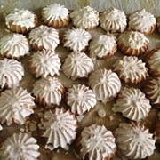Печенье с пудрой фото