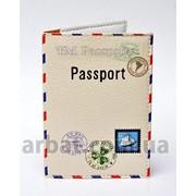 Обложка 027 для паспорта фото