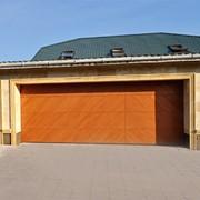 Ворота гаражные Premium фото