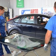 Установка автостекла в Кишиневе фото