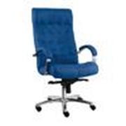 Кресло для руководителя Лорд хром* фото