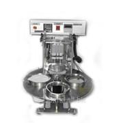 Полуавтоматическая настольная машина для запайки пластиковой тары PLB-4S фото