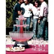 Организация праздников: Фонтан для напитков фото