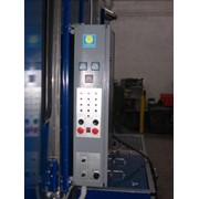 Полуавтоматическая душевая камера для подготовки поверхности КМП-1600, производство продажа Киев Украина фото