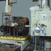 Ремонт тяговых электродвигателей и других электрических машин тепловозов. фото