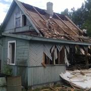 Демонтаж зданий и сооружения любой сложности, развал дома, развал зданий, вывоз строительного мусора. фото