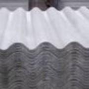 Шифер восьмиволновый фото