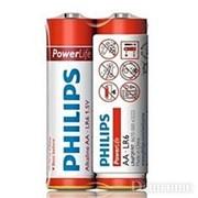 Батарейки Philips PowerLife AA, LR6 фото